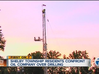 Residents pack meeting over oil drilling