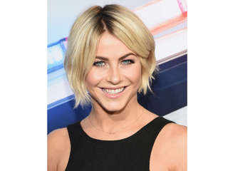 Julianne Hough dances back to DWTS as judge