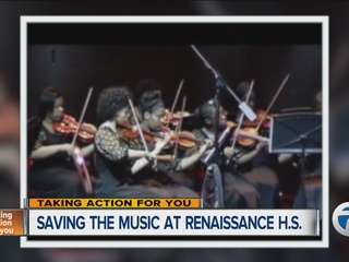 Performing arts program at risk with budget cuts