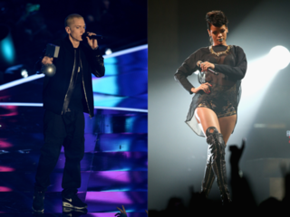 Eminem and Rihanna to perform at Comerica Park