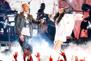 TRAFFIC & PARKING info for Eminem & Rihanna