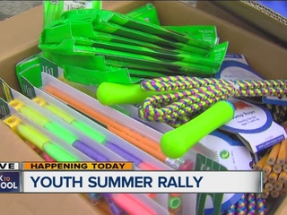 Detroit IMPACTS summer rally helps kids in need