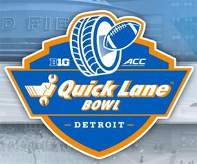 Lions announce extension with Quick Lane Bowl