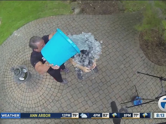 Peter's Principles, ALS Ice Bucket Challenge