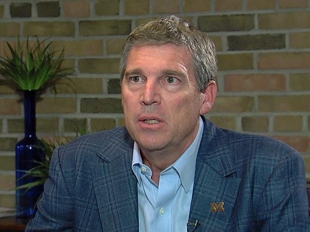 Michigan AD Dave Brandon resigns
