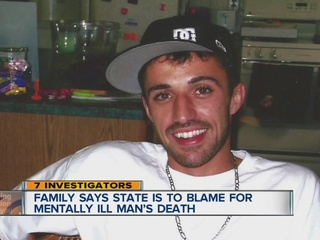 Mentally ill man dies; family says pleas ignored