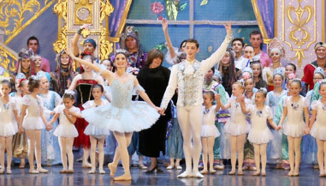 Image result for MOSCOW BALLET CHILDREN MICE