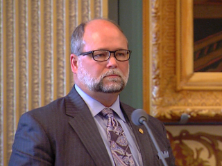 Lansing lawmaker fights to keep donations secret