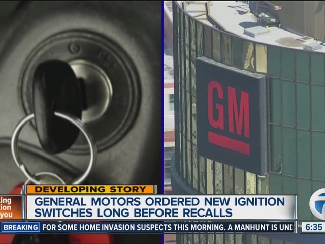 report general motors ordered replacement ignition switches long. Cars Review. Best American Auto & Cars Review