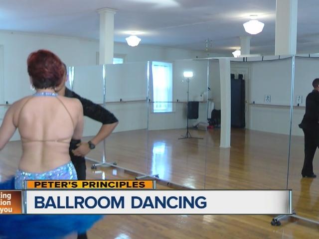 Peter's Principles, Ballroom dancing