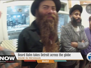 Made in Michigan: Beard Balm popular in Movember