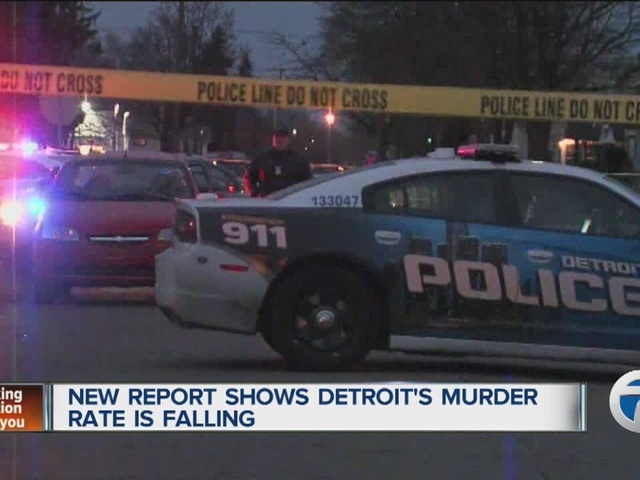 when it comes to the murder rate in the motor city this