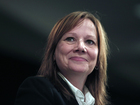 GM's Mary Barra in Trump economic forum
