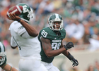 Shilique Calhoun headed to Oakland in 3rd round