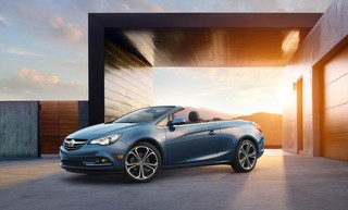 Buick unveils new convertible for 2016