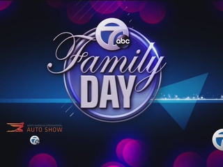 Join us for Family Day at the auto show!