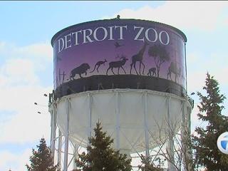 Shackelton 'Endurance' exhibit at Detroit Zoo