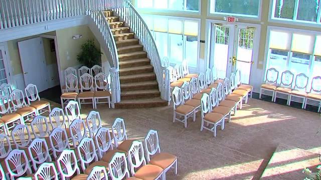 Ultimate Wedding Planning Show 2015 White House Wedding Chapel