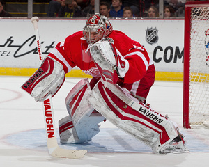 Wings, Mrazek agree to terms on new contract