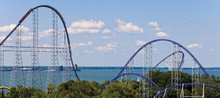Cedar Point is third best park in U.S.A.