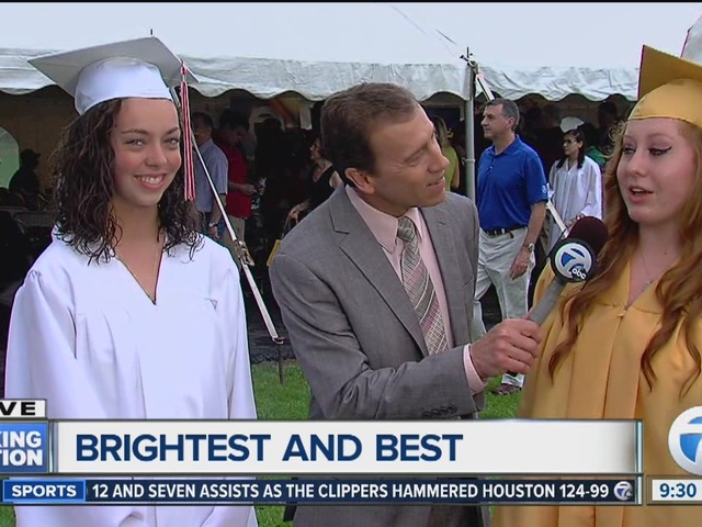 Honoring the top high school seniors for the 36th annual Brightest & Best