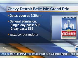Grand Prixmiere kicks off Grand Prix weekend