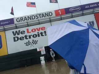 PHOTOS: Day 3 at the Detroit Grand Prix