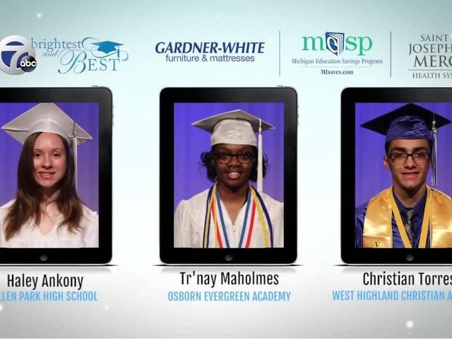 Metro Detroit's Brightest and Best High School Graduates for 2015 -…