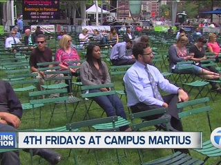 4th Fridays set to begin in downtown Detroit