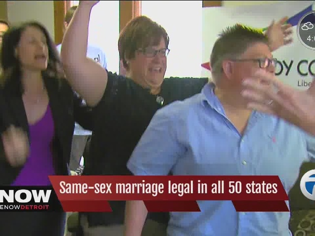 legalize same sex marrige The netherlands made world history in december 2000, becoming the first country to legalize same-sex marriage and paving a path for more than two dozen countries over.
