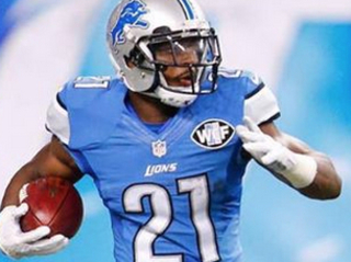 Lions RB Abdullah on IR, will miss eight weeks