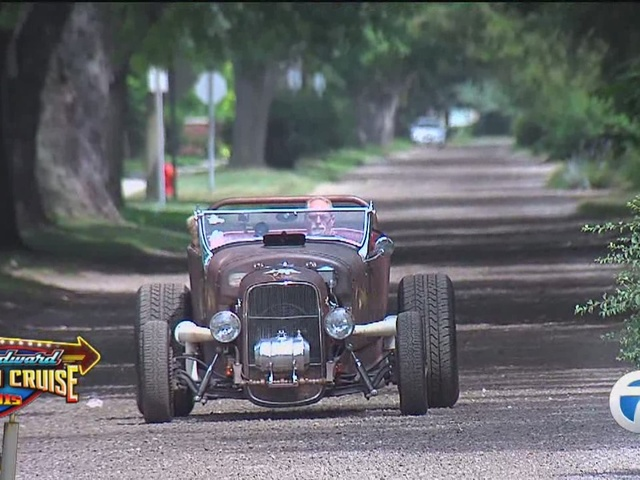 Part 3 of the 2015 Woodward Dream Cruise