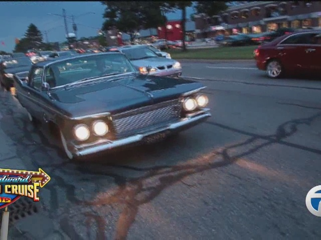 Part 8 of the 2015 Woodward Dream Cruise