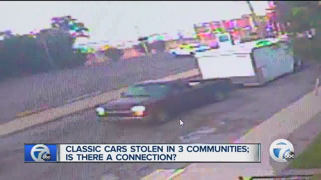 ... Papa John's Pizza owner stolen in Detroit after Woodward Dream Cruise