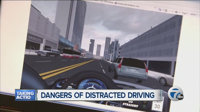 the dangers of driving and texting It seems hardly a day goes by without hearing something in the news about an  accident caused by texting and driving, in california and.