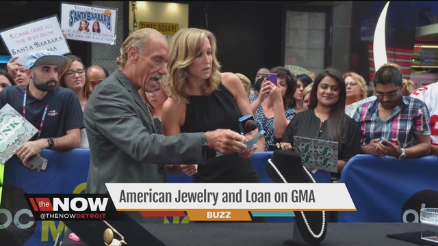 interview american jewelry and loan on good morning