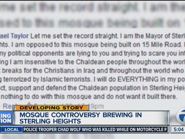 sterling heights muslim The settlement ends a legal battle between sterling heights and a muslim group that filed to build a community center in the city it came amid widespread resistance from residents, many of.