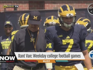 college football games week 1 who plays football on thursday
