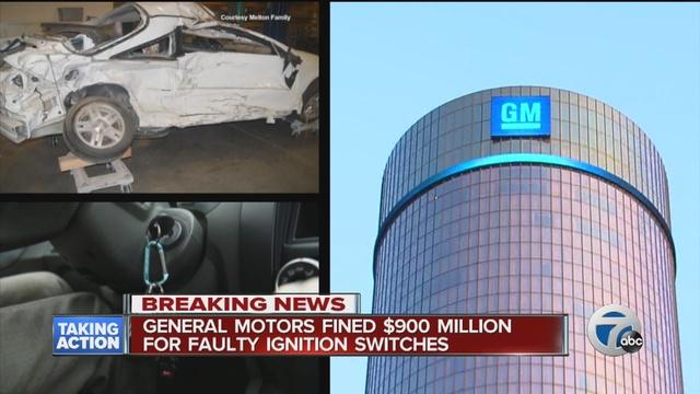 General Motors Settles Criminal Case Over Ignition Switch