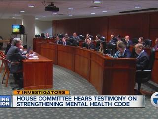 House considers strengthening mental health code