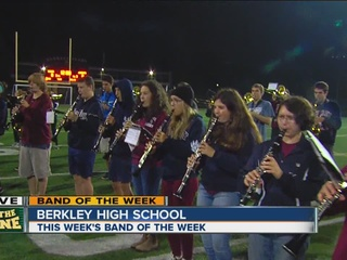 BAND OF THE WEEK: Berkley High School