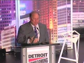 Mayor Duggan updates Detroit expats on progress