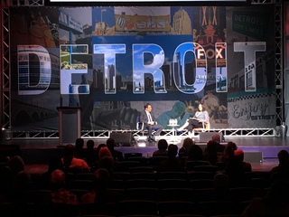 Detroit Homecoming features prominent guests