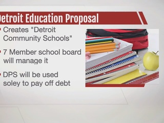 Community Comment on education plan & voting