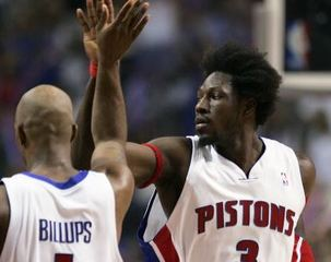 Ben Wallace nominated for Pro Basketball HOF