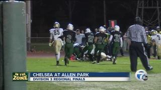 Chelsea tops Allen Park in Divison 3 regionals