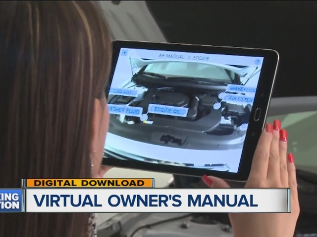 Simple Hyundai Launching Augmented Reality Owner39s Manual App