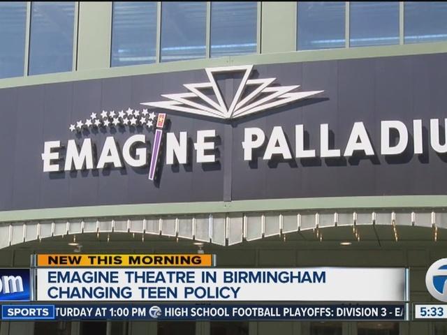 Emagine palladium theatre controversy in birmingham for Emagine birmingham