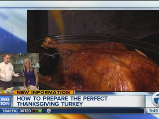 Tips for making the perfect Thanksgiving dinner