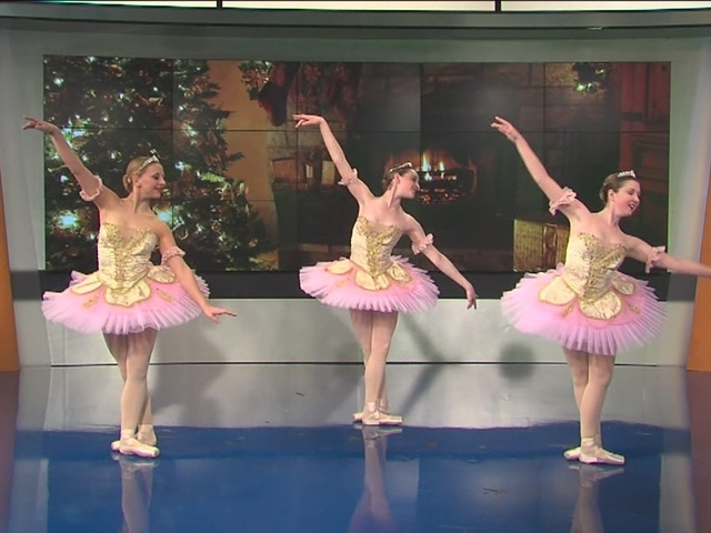 Ky. student dancers perform with Moscow Ballet